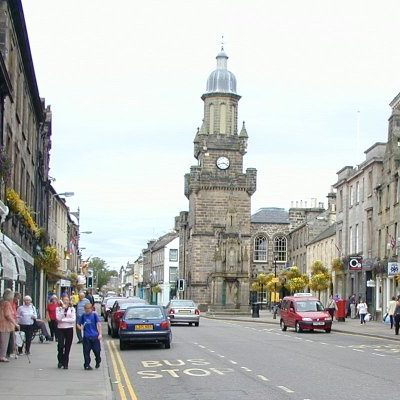 Forres_high_street